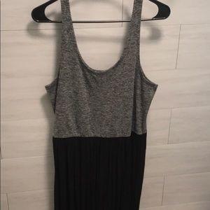 Loft outlet petite Maxi Dress